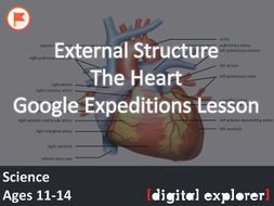 The Heart - External Structure #GoogleExpeditions Lesson