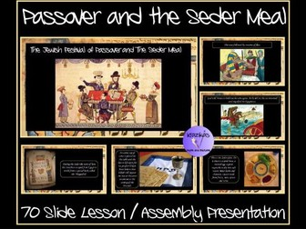 Passover: Seder Meal