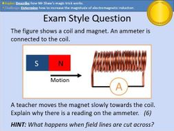 GCSE Physics: Electromagnetic Induction
