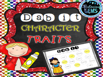 Fairy Tales - Dab the Character Traits