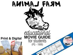 Animal Farm Movie Viewing Guide