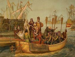 Elizabeth I's Voyages of Discovery