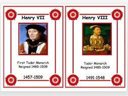 Famous Tudors