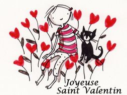 FRENCH - LA SAINT VALENTIN - BUNDLE - WORKSHEETS