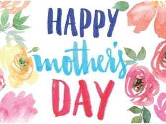 Mother's Day worksheets 2