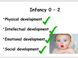 BTEC Component 1 Human Lifespan - 6 LifeStages - Health and Social