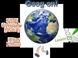 Changing pattern of urbanisation - GCSE Geography