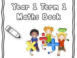 Year 1 Term 1 Maths Activity Book
