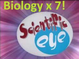 Scientific Eye Biology Bonanza - x 7!