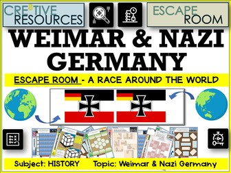 Weimar and Nazi Germany Escape Room
