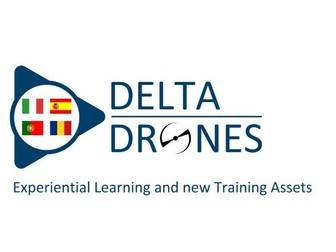 Erasmus+ KA2 - D.E.L.T.A. project about Work based Learning & inoffensive drones for STEM didactics