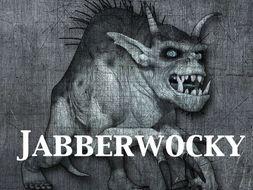Jabberwocky - Making Sense of  Nonsense - Complete Lesson