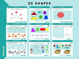 2D shapes year 1