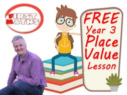 FREE Place Values YouTube and PowerPoint Presentation Year 3 Autumn