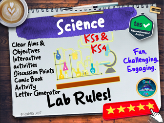Lab Safety : Lab Rules