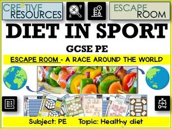 Diet in Sport - GCSE PE