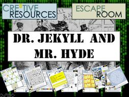 Dr. Jekyll and Mr. Hyde Escape Room