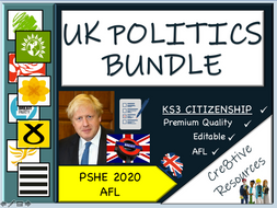 UK Politics + General Election 2019 Bundle