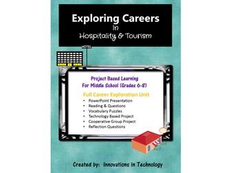Exploring Careers:  Hospitality & Tourism