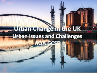 Urban Issues and Challenges - UK City Case Study