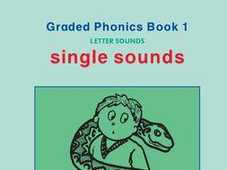 PHONICS BOOK 1 SINGLE SOUNDS