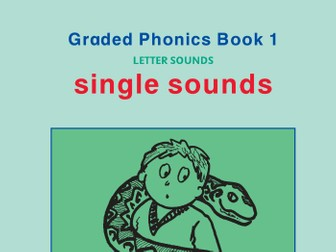 PHONICS BOOK 1 SINGLE SOUNDS