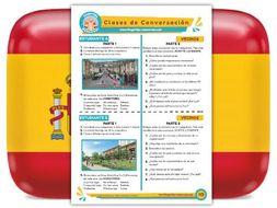 Vecinos - Spanish Speaking Activity