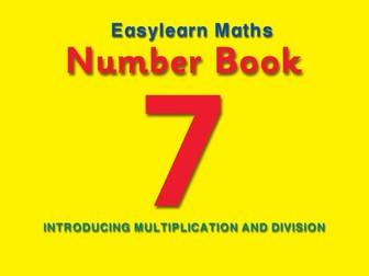 NUMBER BOOK 7