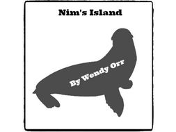 Nim's Island - (Reed Novel Studies)