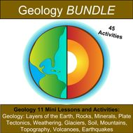 Geology: Earth Science Bundle