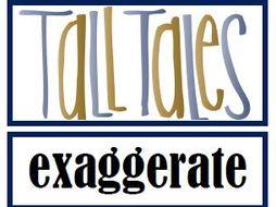 Tall Tales/ Folktales Unit