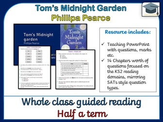 Tom's Midnight Garden - Whole class guided Reading