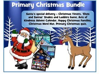 Christmas Bundle Primary