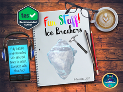 Transition : Transition Ice Breakers