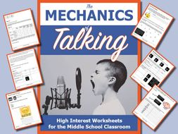 The Mechanics of Talking **High Interest**