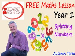 Easy Online Addition Ideas YouTube  Maths PowerPoint Presentation - Autumn Term Year 1