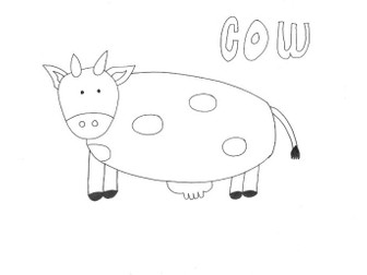 Cow: Animals, Farms, Farming