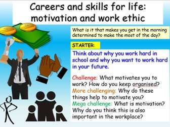 Careers - Work Ethic