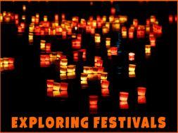 Exploring Autumn and Winter Festivals - unit plan