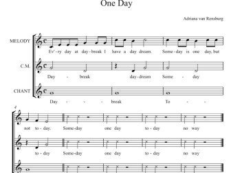 One-Day Music Composition Lesson Plan