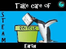 Earth Day, Take Care of the Earth