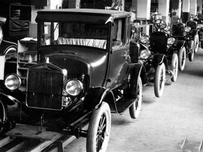 Henry Ford   Assembly Line Competition   History Club 18 By WolseyAcademy |  Teaching Resources