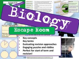 Biology Escape Room