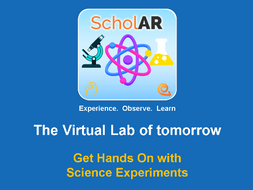Science Experiments 3D Interactive Virtual Lab