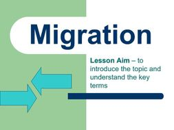 Introduction to Migration Lesson