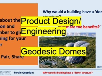 Geodesic Domes Design and Make
