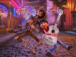Coco pelicula Spanish film study end of year project