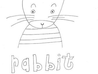 Rabbit: Animals and Pets
