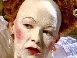 Tudor Make-Up/ Fashion Victim!