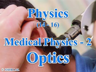 P3.2 Medical Physics 2 - Optics